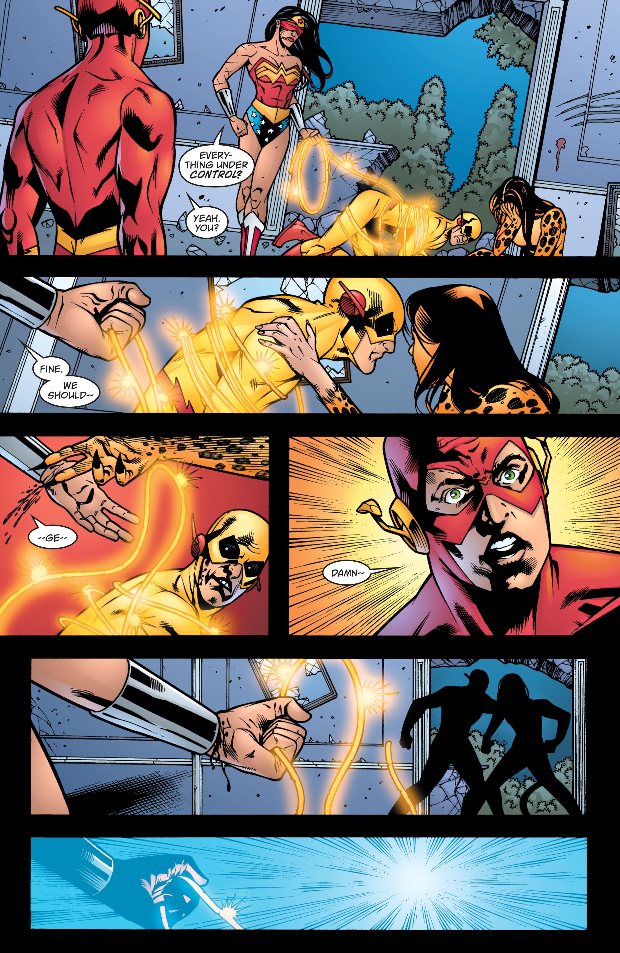 Read online Wonder Woman (1987) comic -  Issue #214 - 20
