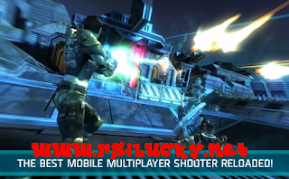 Shadow Gun APK+DATA Full High Compressed