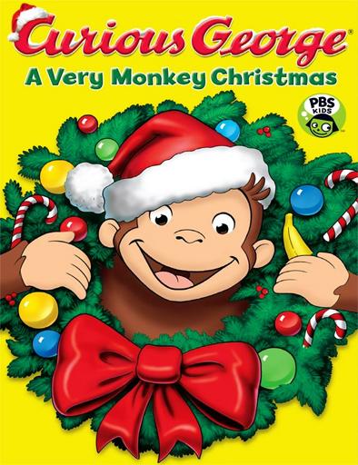 Ver Jorge el Curioso: Unas navidades muy monas (2009) Online
