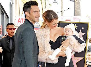 Adam Levine's family