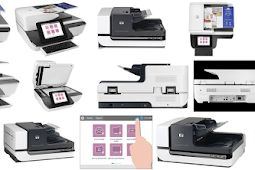 HP ScanJet Enterprise Flow N9120 fn2 Document Scanner Driver and Software Downloads For Windows