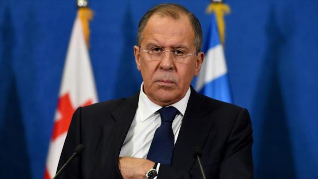 """""""Rusia negocia con todos excepto con terroristas"""""""