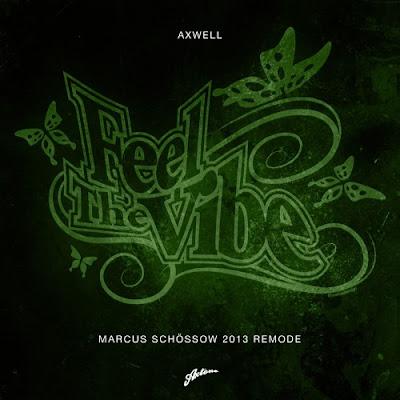 Cuatro años después Marcus Schössow lanza su remode a 'Feel The Vibe'