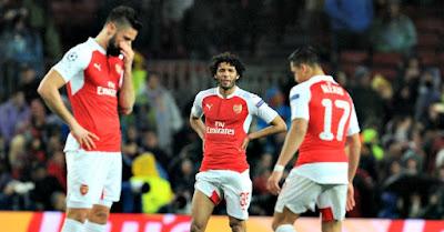 Arsenal Bukan Klub Elit Eropa Lagi, Setuju?