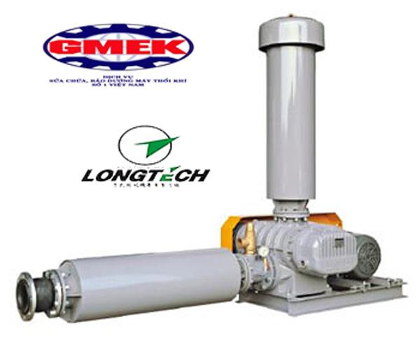 sửa chữa máy thổi khí longtech, bảo dưỡng máy thổi khí longtech,