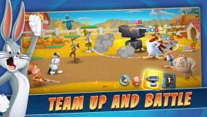 Looney Tunes World of Mayhem Mod Apk v10.0.0 One Hit Kill for android