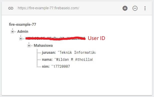 RealtimeDatabase1_Menggunakan_Child_Added