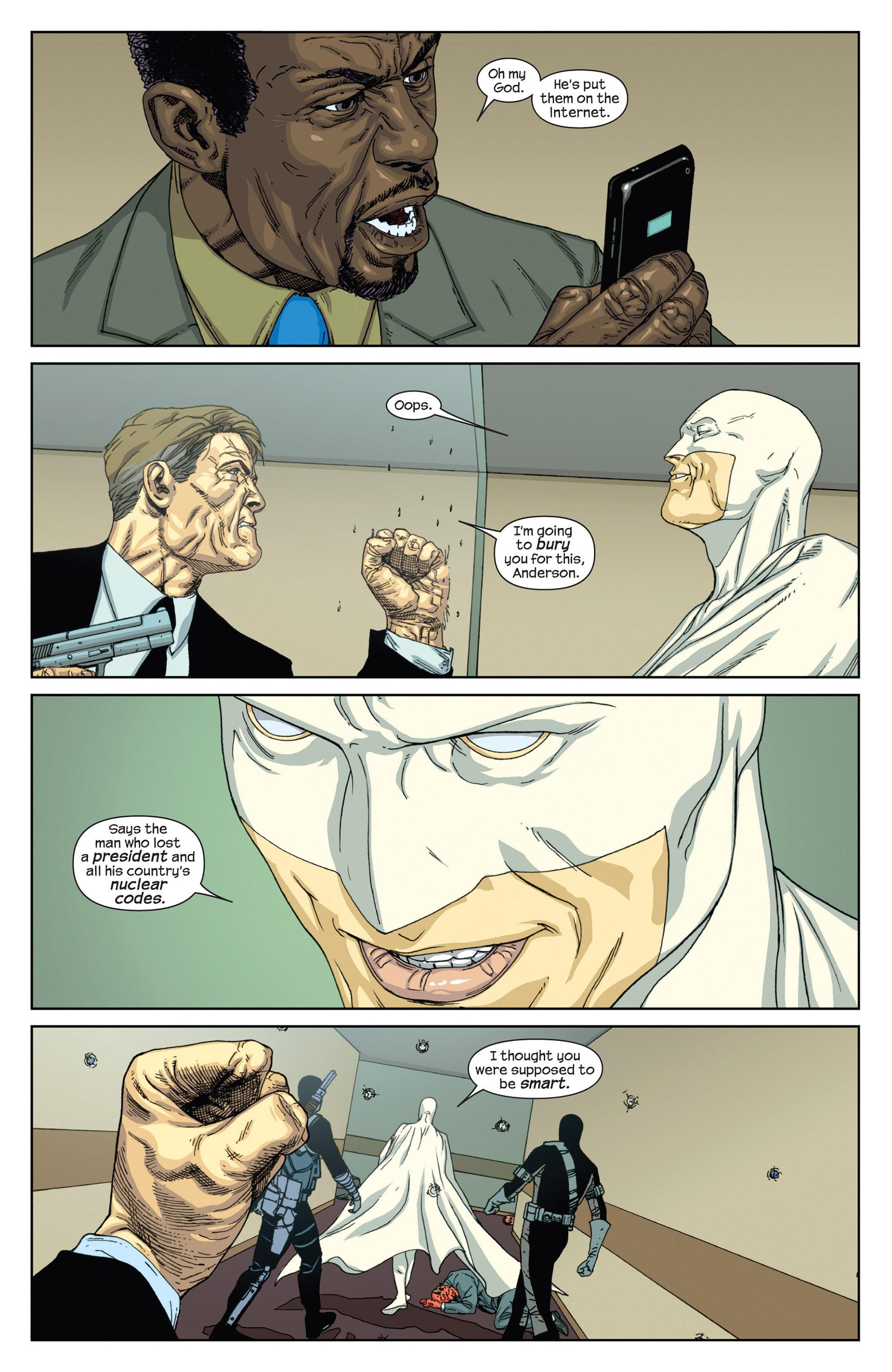 Read online Millar & McNiven's Nemesis comic -  Issue #2 - 15