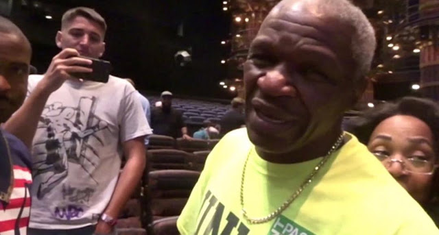 Mayweather's Dad