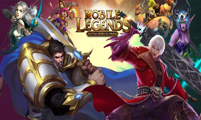 Tips Bermain Mobile Legends Menggunakan PC