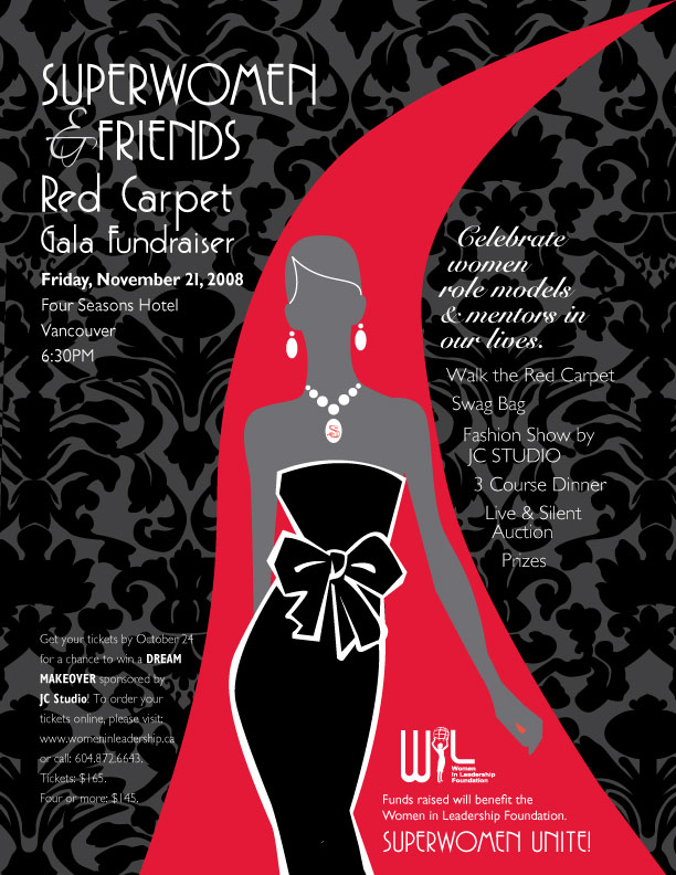 Fashion show program bing images for Fashion show ticket template