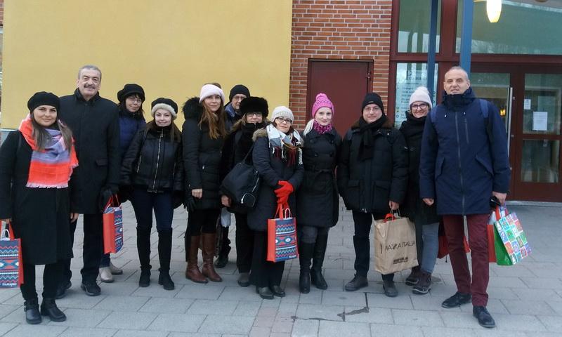 Συμμετοχή του Δημοτικού Σχολείου Παλαγίας Αλεξανδρούπολης σε πρόγραμμα Erasmus+