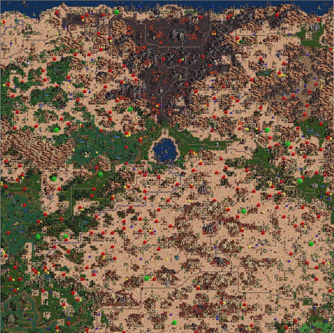 homm3 map pack
