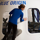 Jeff Bezos Gives Sneak Peak Of Blue Origin's New Shepard Capsule