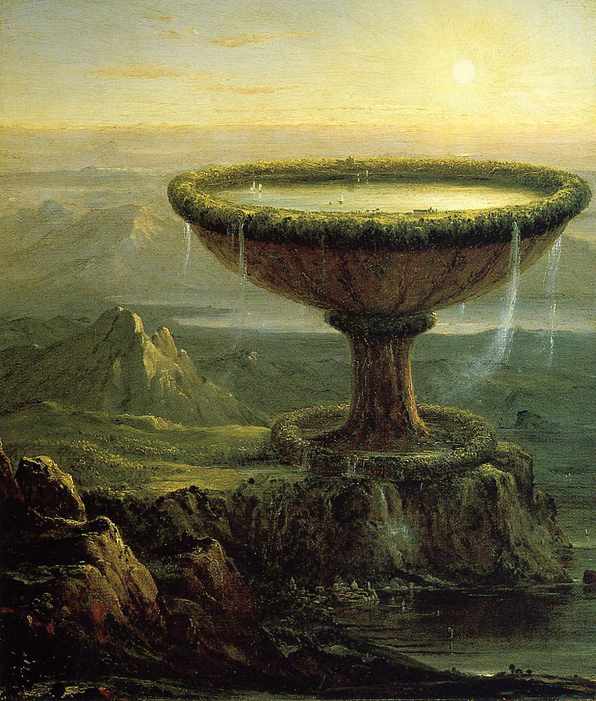 Titan Famous Paintings
