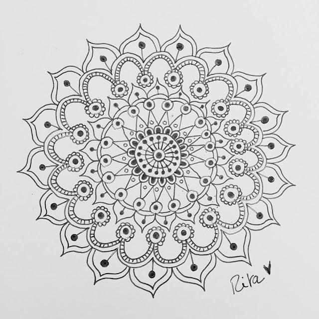 Mandala Design by Um Mundo Novo