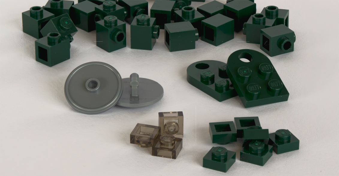 NEW LEGO Part Number 6191 in a choice of 5 colours