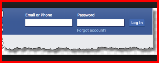 Welcome To Facebook Home Page Login