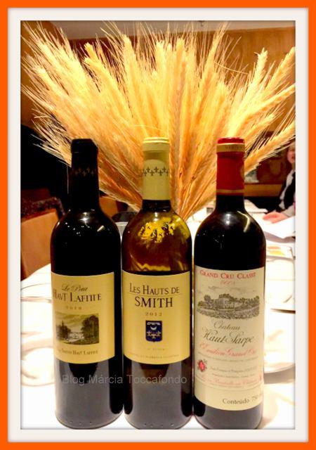 9b558abbcab Château Smith Haut Lafitte na Confraria Feminina do Vinho de Curitiba