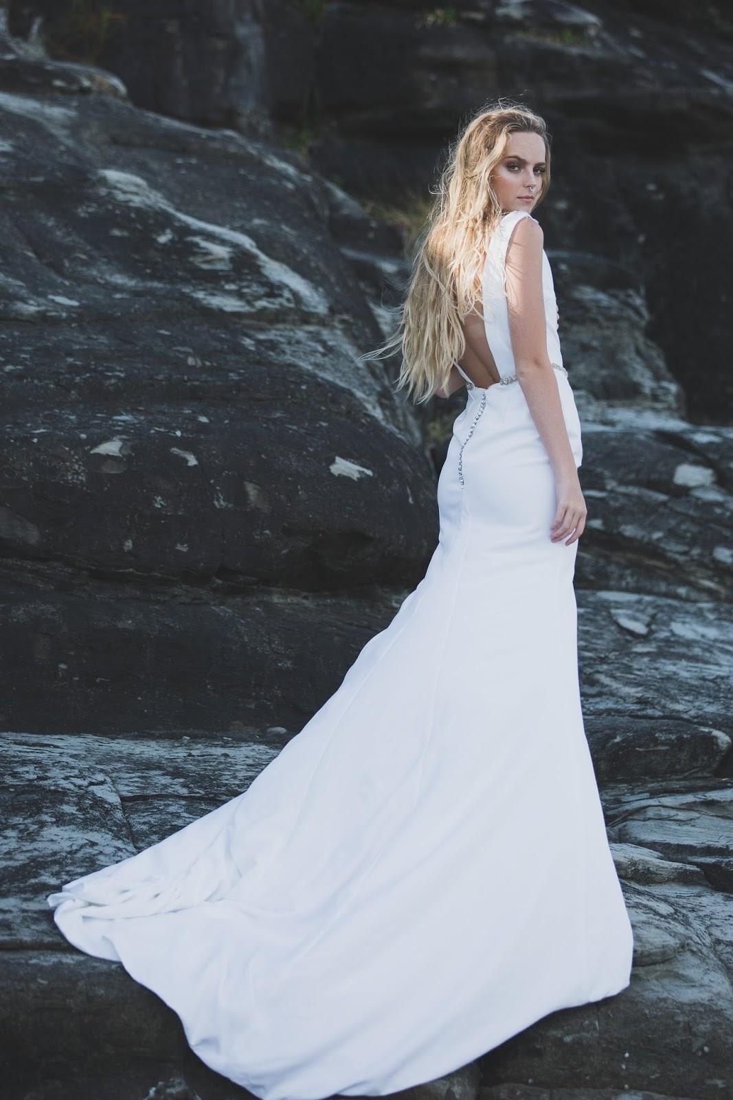 ➳ EDGY BRIDAL LABEL FOR ADVENTUROUS BRIDES | WOLFF & BONE BRIDAL ...