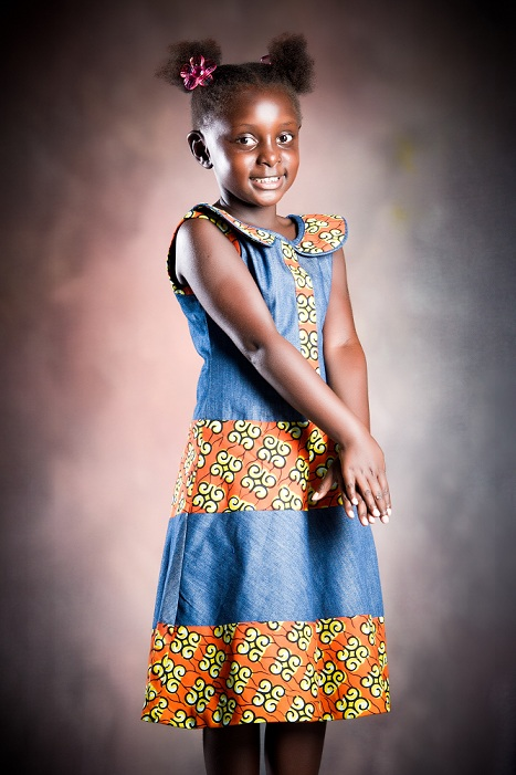 kids fashion kitenge
