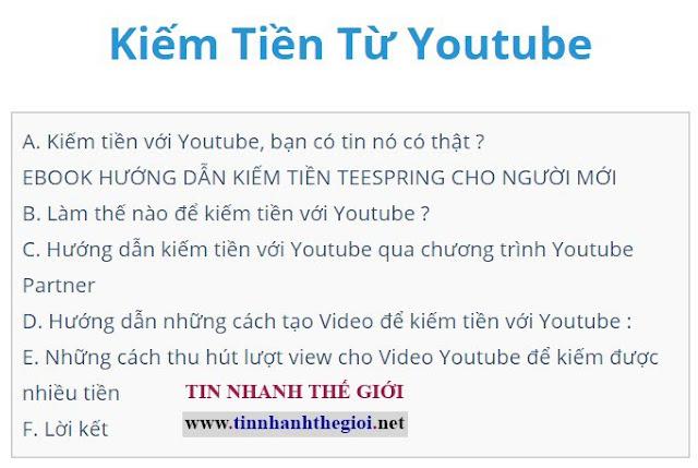 Hướng dẫn tạo channel và kiếm tiền với Youtube Adense từ A đến Z