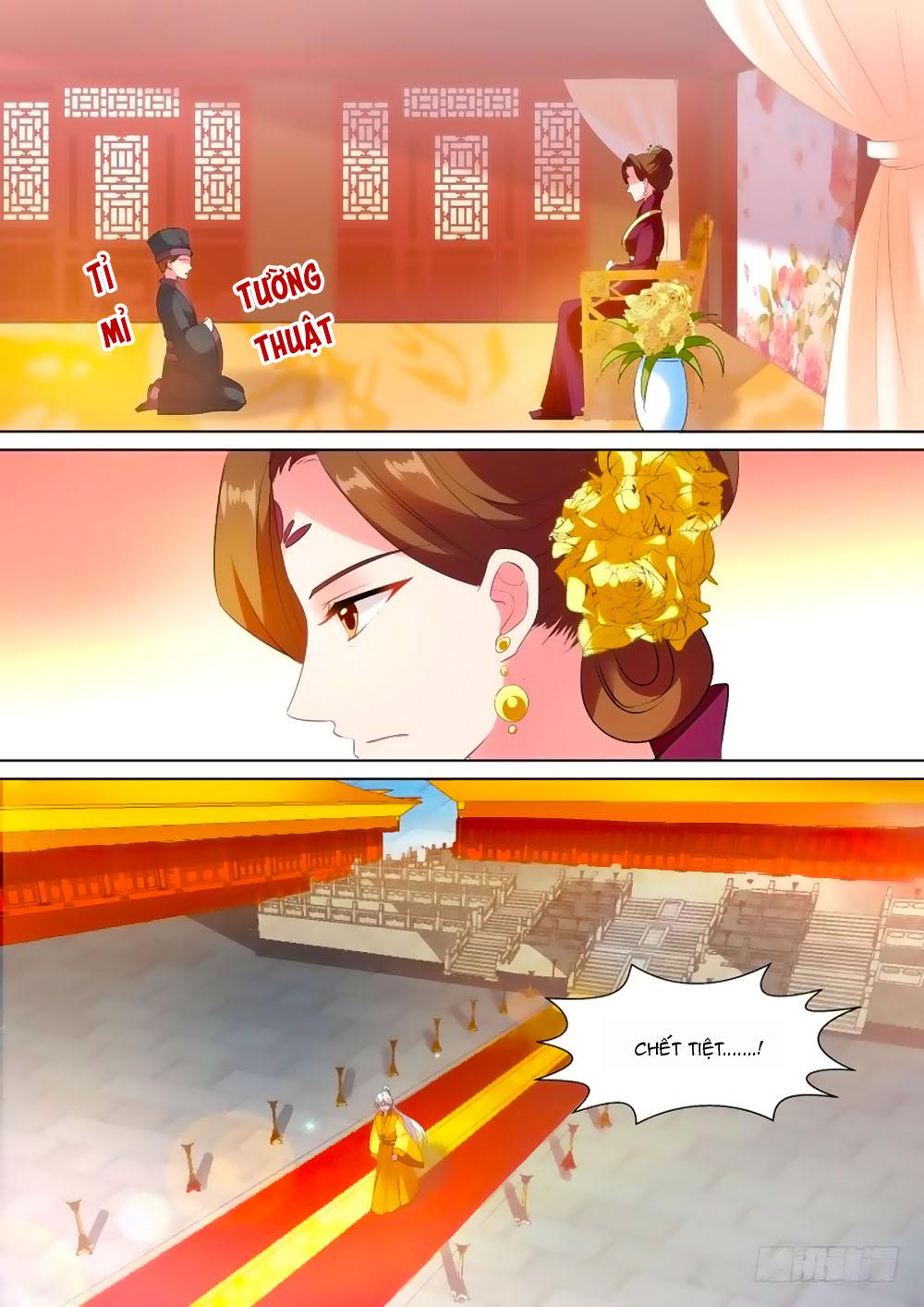 Hệ Thống Chế Tạo Nữ Thần chap 111 - Trang 3