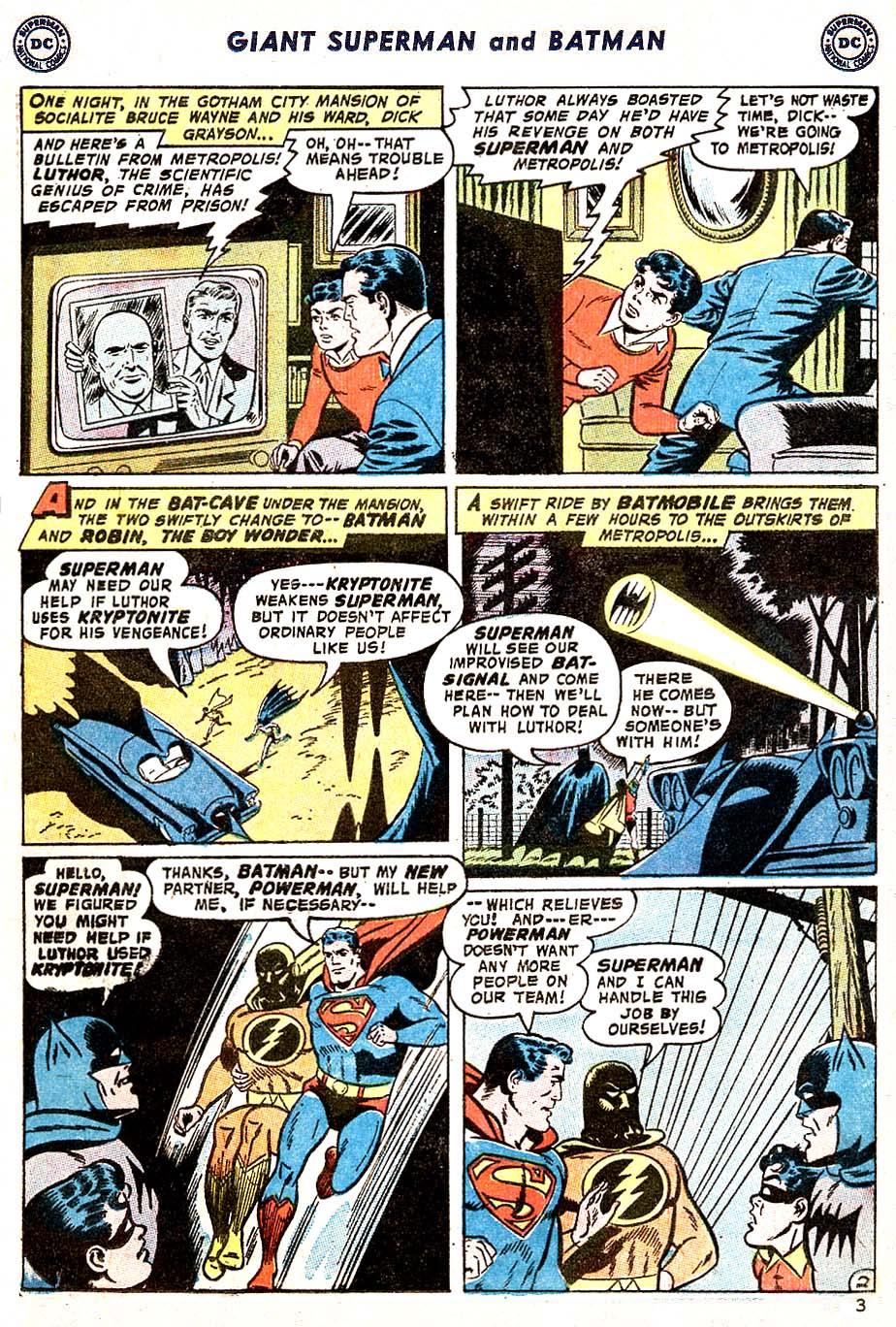 Read online World's Finest Comics comic -  Issue #179 - 5