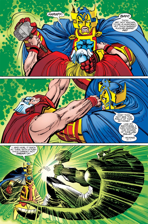 Thor (1998) Issue #16 #17 - English 12