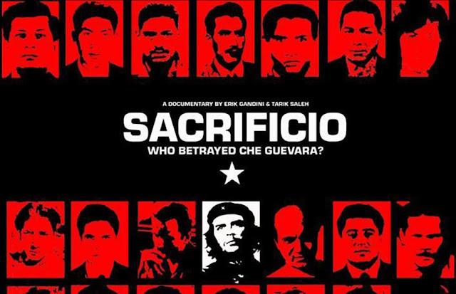 Sacrificio: ¿quien traicionó a Che Guevara? (Documental)