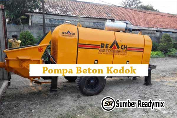 Pompa Beton Kodok Bogor
