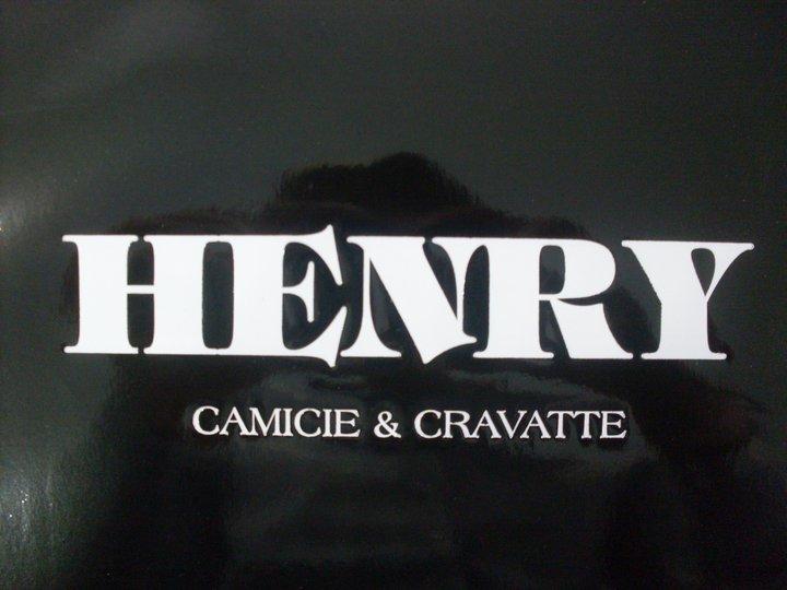 save off d52dd 4efa4 DEXCAR: HENRY CAMICE E CRAVATTE VIA ANFITEATRO