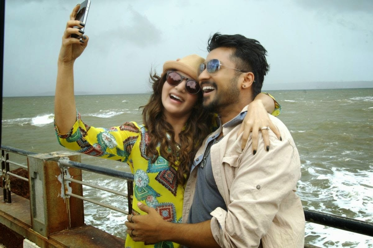 Suriya Sikandar Movie Stills In Hd: Sikandar Movie Stills - Surya, Samantha
