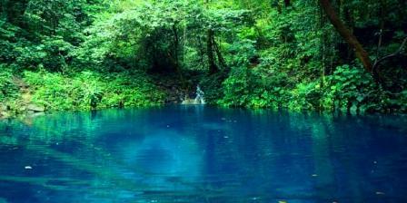 Danau kaco, Pemandangan Indah Terselubung di Hutan Belantara