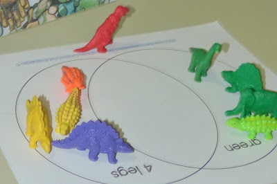 https://www.teacherspayteachers.com/Product/Dinosaur-Math-Graphing-Sorting-and-Venn-Diagram-Math-Centers-1505643