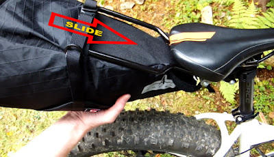 Arkel Seatpacker 9 Review Seatbag