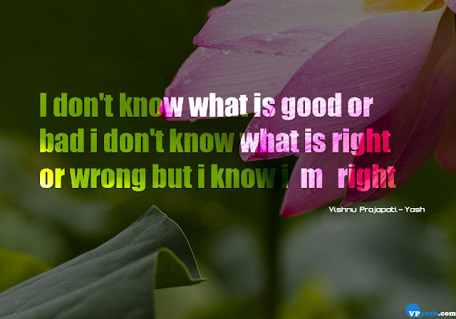 what is right or wrong, quote