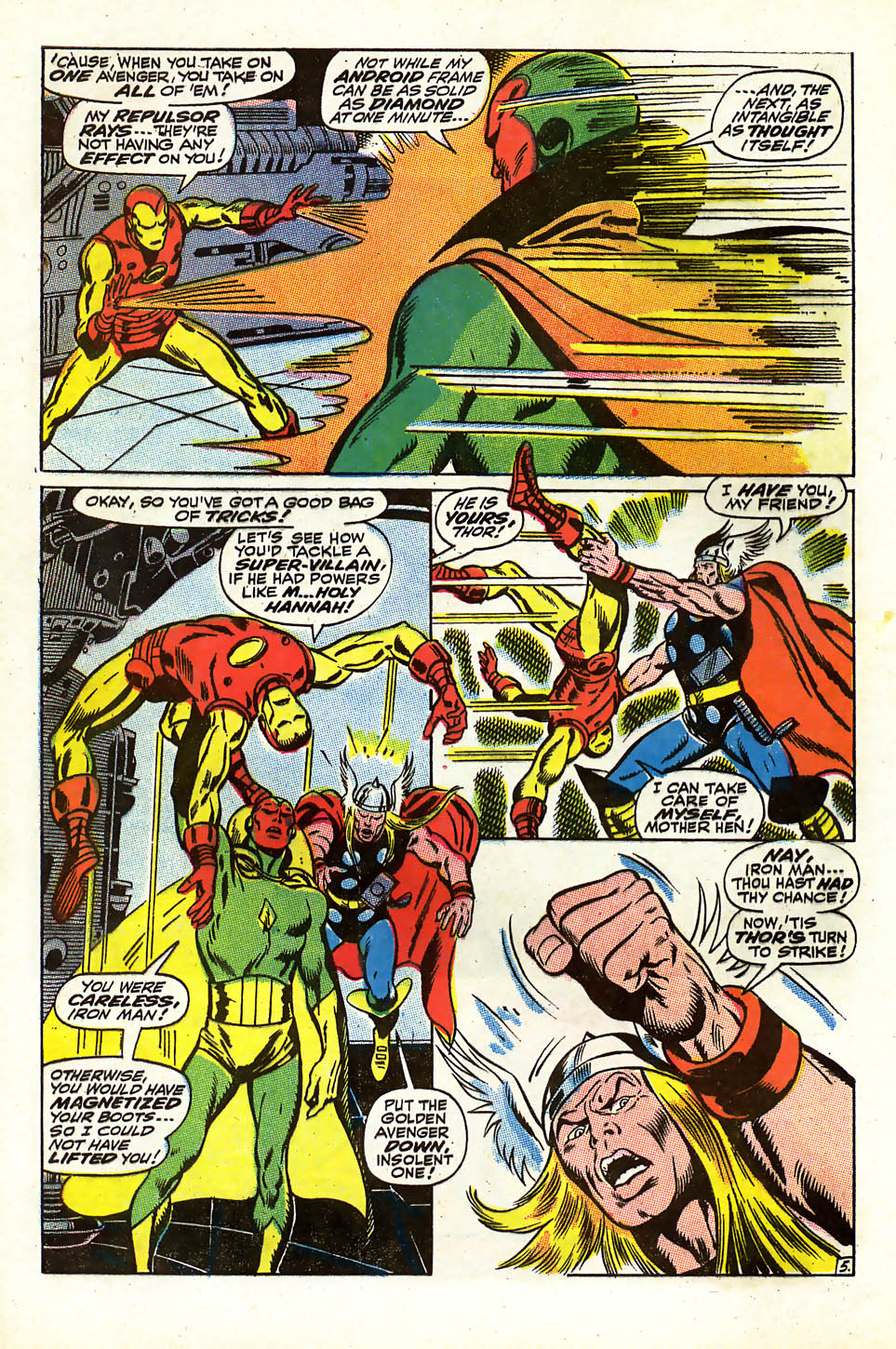 The Avengers (1963) 58 Page 5