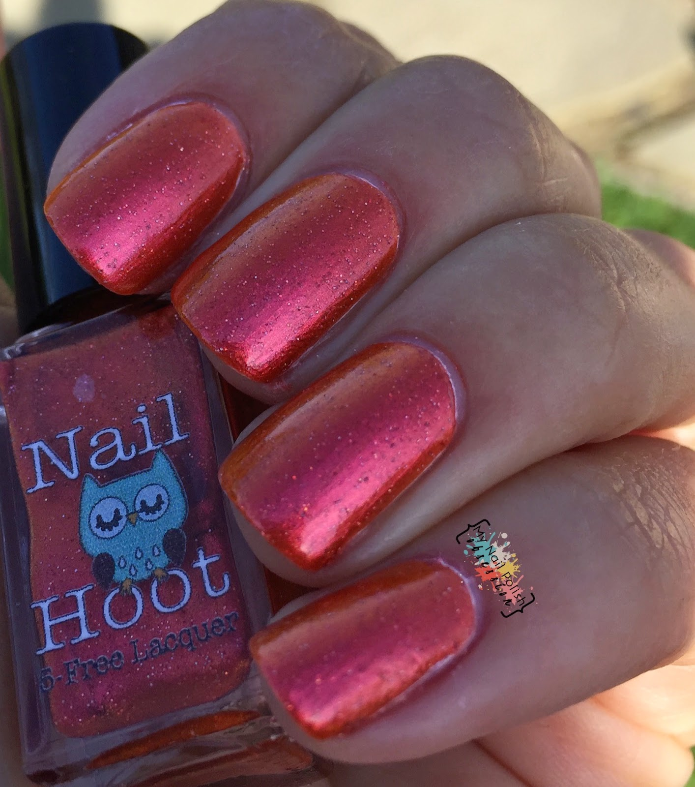 Nail Hoot Lacquers Numbers