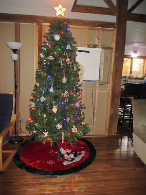 A Glimpse of Normal Blog, Christmas Tree