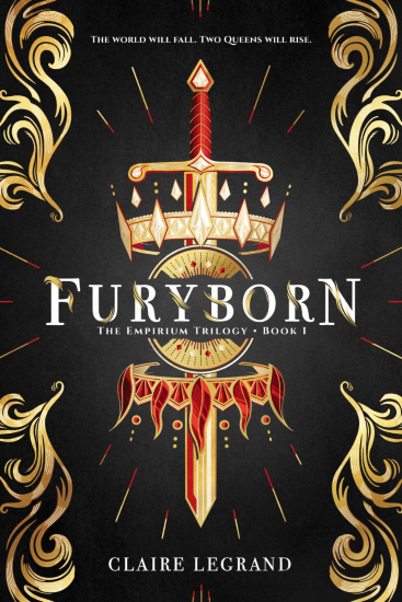 Furyborn, The Empirium Trilogy, Claire Legrand, book review,