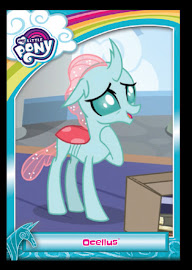 My Little Pony Ocellus Series 5 Trading Card