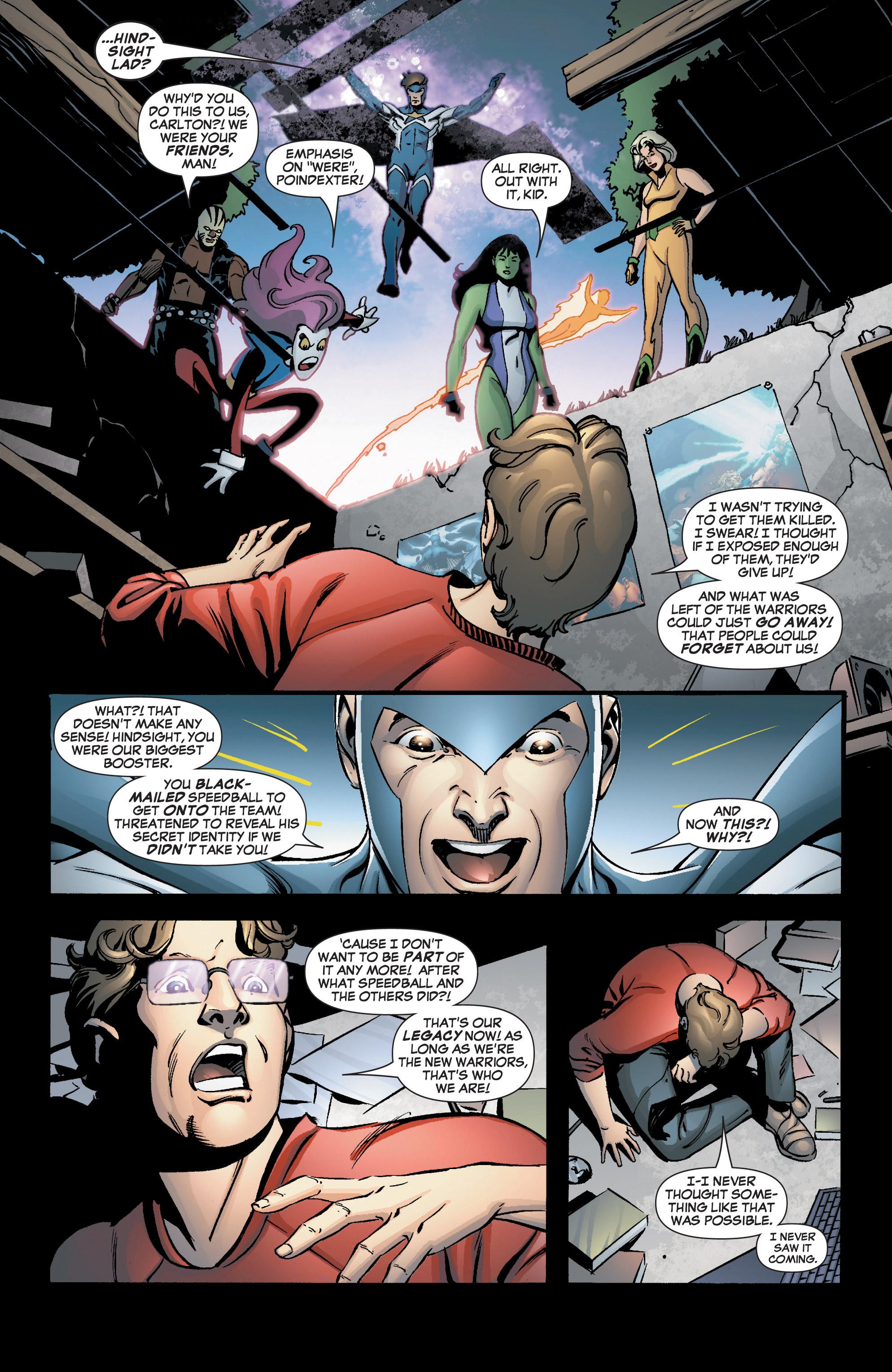 Read online She-Hulk (2005) comic -  Issue #8 - 22