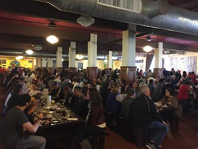 2016 Houston BBQ Throwdown crowd
