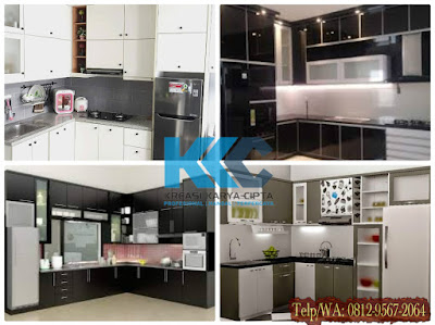 Kitchenset Minimalis