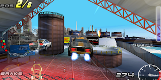Raging Thunder 2 - Game Multiplayer android terbaik