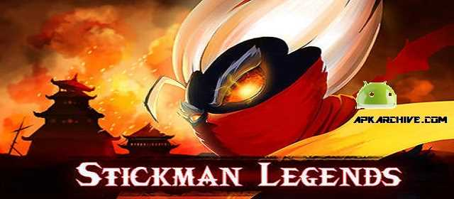 Stickman Legends Android Ninja Hero apk indir