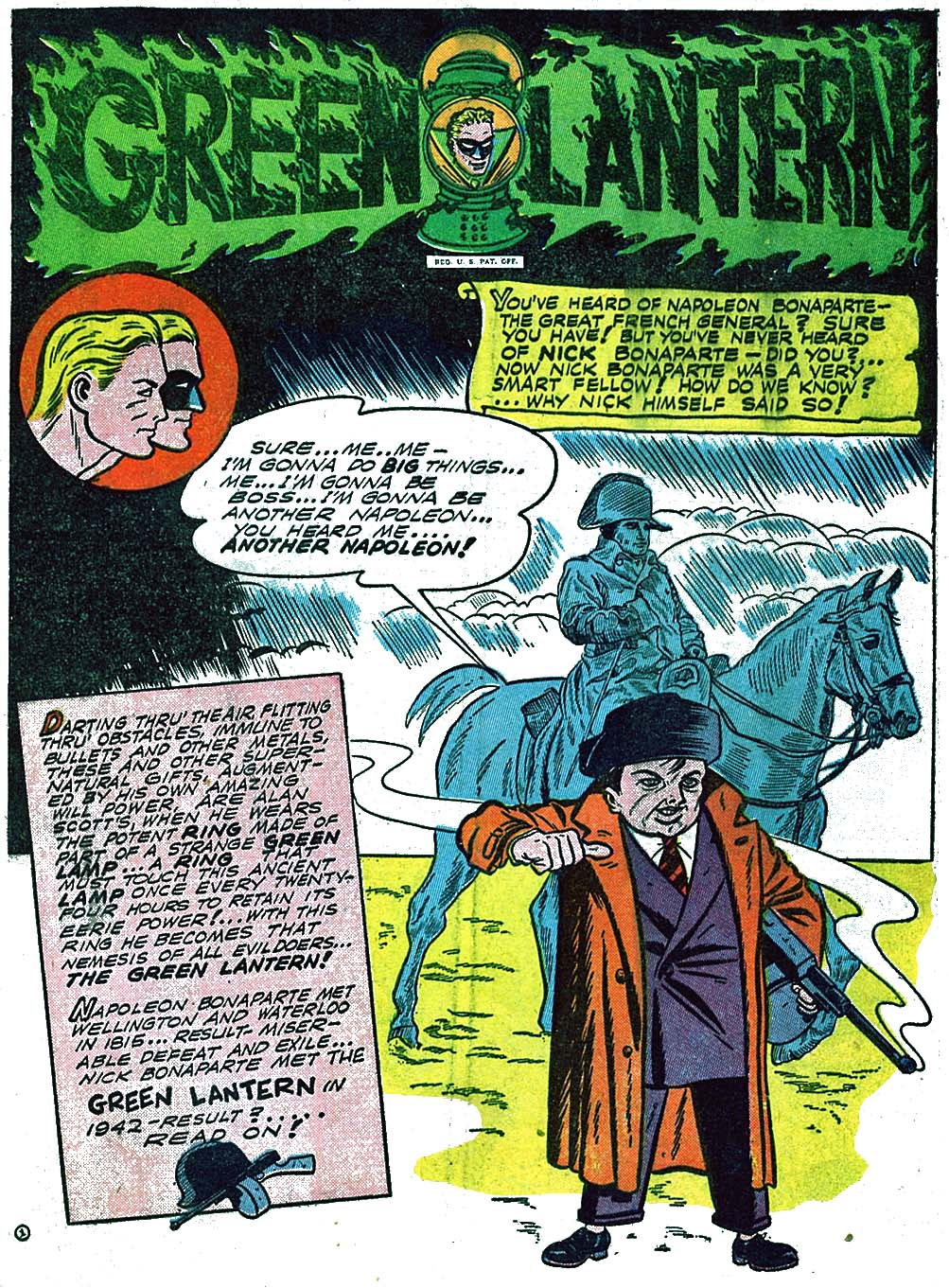 Read online All-American Comics (1939) comic -  Issue #38 - 3