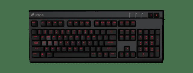 PC gaming hardware leader Corsair launches new STRAFE mechanical gaming keyboard