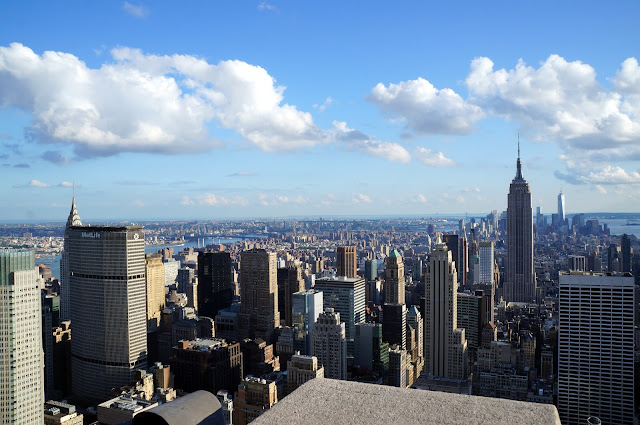 New york, top of the rock, empire state building, inspiration, backpacking, travelling, traveling, long term, how to travel, inspiration, motivation, Why we are glad we waited to travel longterm,